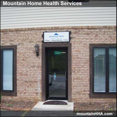 Home health care in Union County, Blairsville, Georgia