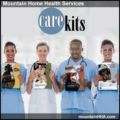 Care Kits at Mountain Home Health Services