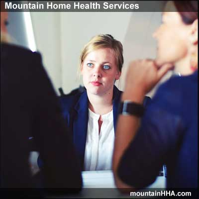 Mountain Home Health Services is hiring healthcare professionals
